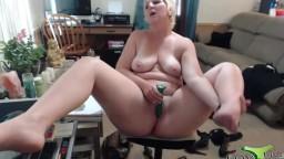 Michigan skilled blonde cougar Pandora with nasty desires