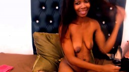 Hot African angel that likes to please with a great body