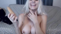 Breathtaking adorable and so fuckable lucky blond angel Emily