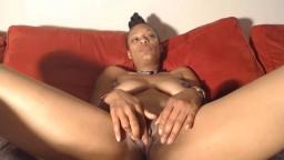 Gorgeous dominatrix with splash of slut and big black booty