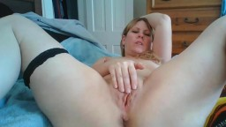 Sub blonde MILF Lis who loves men dominating over her