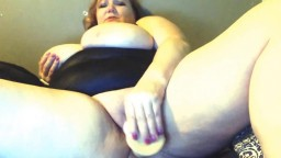 Chunky ginger Rose with huge tits loves different taboo stuff