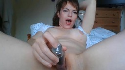 English mature Conny with wet cunt and nice sense of rhythm