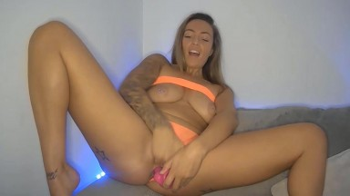 Pure perfection Luna with amazing butt that was made for anal
