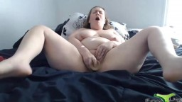 Chunky mother Stephanie gets banged a fat shaved twat